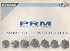 PRM Newage Gearbox Owners Manual PRM80, PRM 1000A